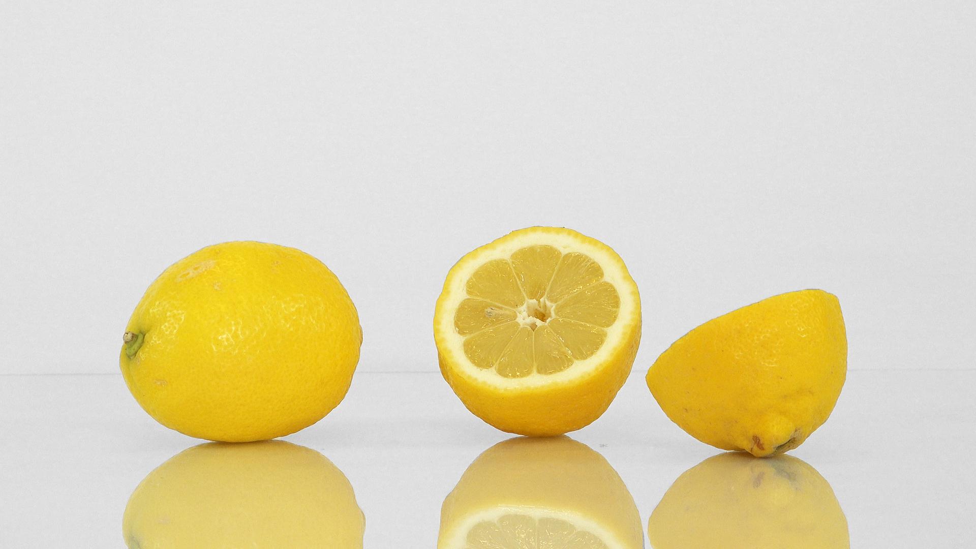 ph värde citron